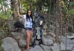 OKSI молилась богам Майя вместе с Джоди Фостер