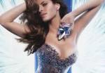 Ева Мендес снялась в рекламной кампании парфюма «Angel» от Thierry Mugler
