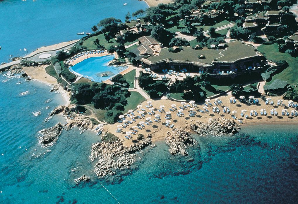 ITALY Италия Сардиния Pitrizza hotel 5.