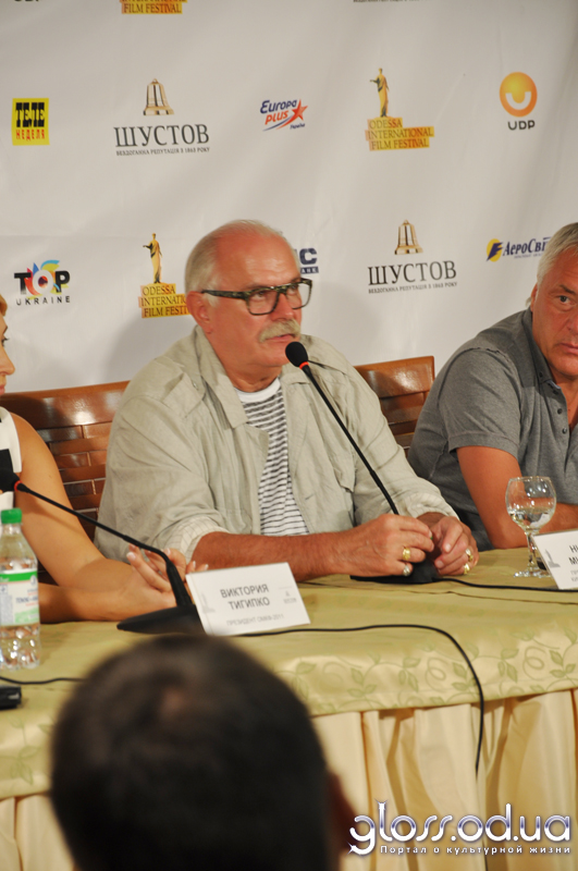 Пресс-конференции на тему «Новое российское кино»