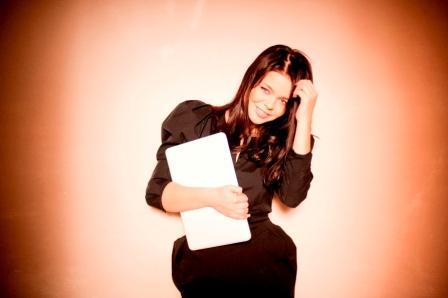 Алина Гросу: Живу на стипендию, хожу в спортивном костюме
