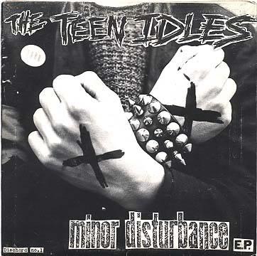 Обложка к пластинке группы Teen Idles 1979 года – первый намек на straight edge.