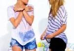 Мэри-Кейт и Эшли Олсен разрекламировали свой новый сайт