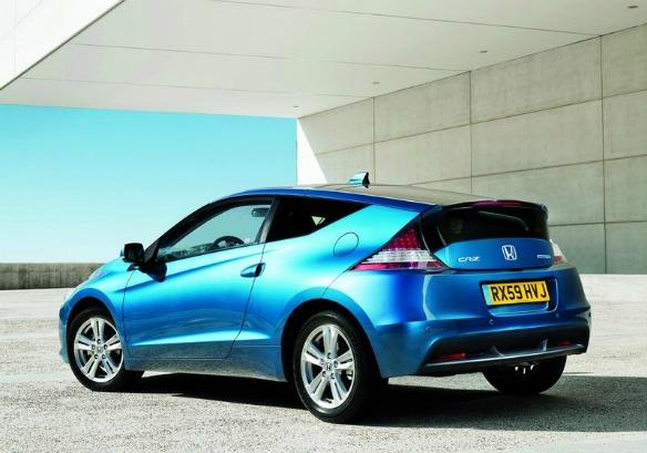 Honda CR-Z, приблизительная цена: $26530 - $35000