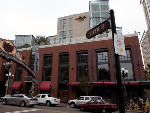 Отель Hard Rock