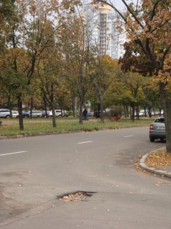 Киев, Днепровский район, бульвар Верховного Совета