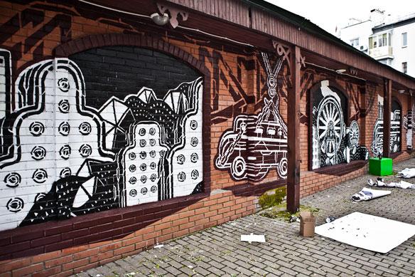 Работа M-City, улица Лаврская, 1