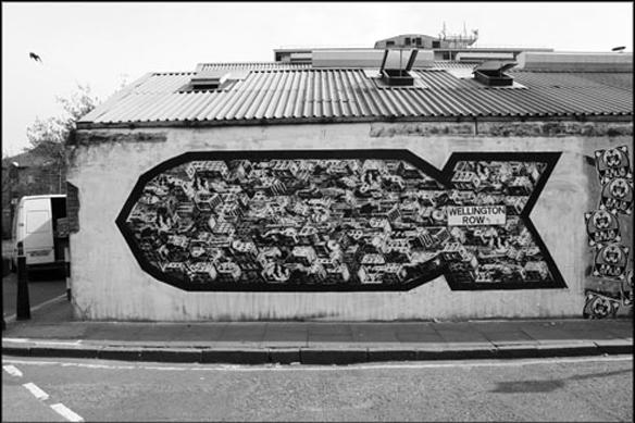 Работа M-City, Лондон
