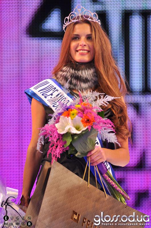 III Vice-Miss Teen Ukraine – World 2011 – Елена Мельникова (№12)