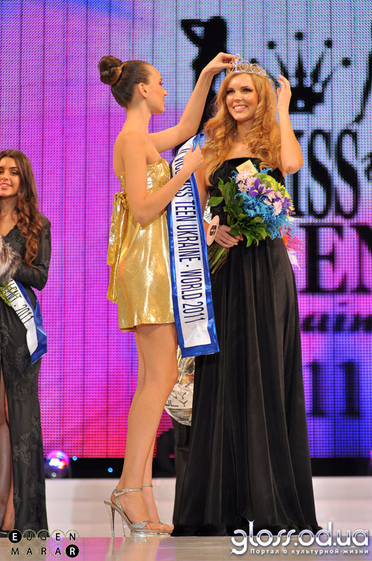 II Vice-Miss Teen Ukraine – World 2011 – Елизавета Куцова (№9)