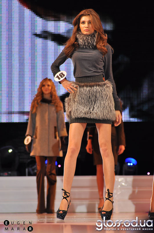 I Vice-Miss Teen Ukraine – World 2011 – Лиана Скляренко (№18)