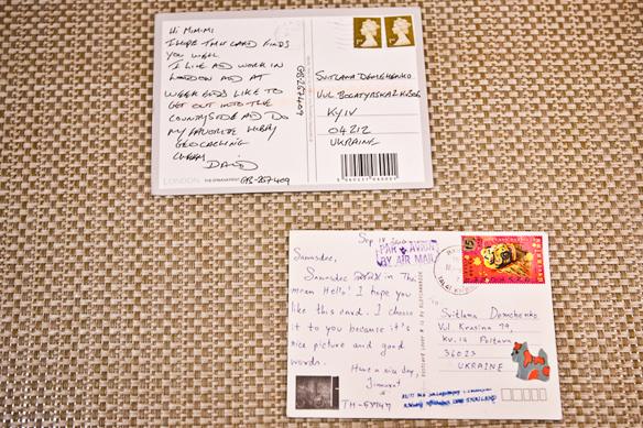 Как отправить открытку из таиланда в россию
