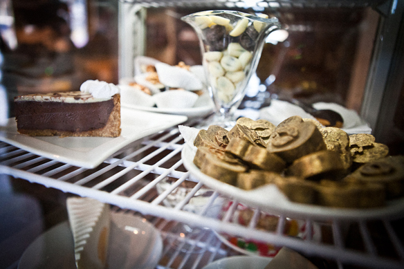 Десерты для «Золотого дуката» выпекает настоящая львовская хозяюшка.