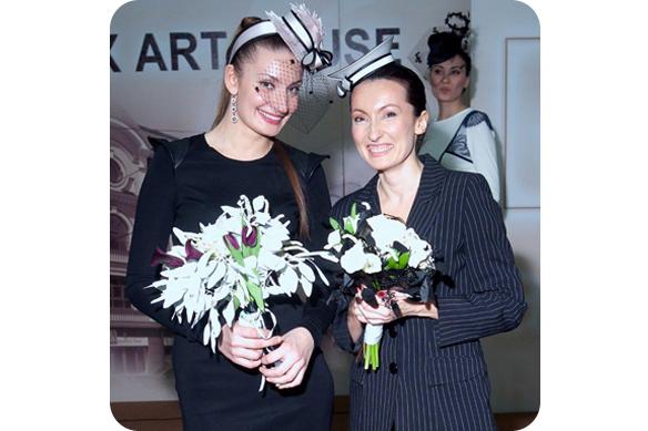 Виктория Довбыш и Марта Холод