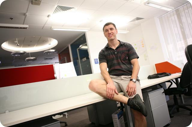 Кирилл Бигай, участник, создатель «FindGuru»