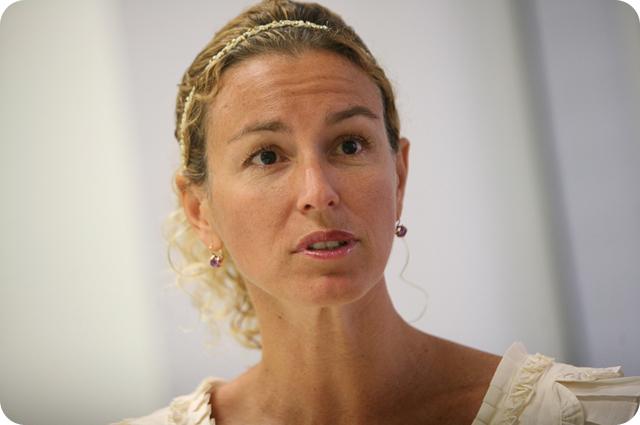 Эвелин Бучацки, партнер проекта