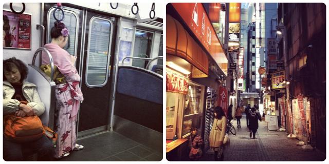 Кяпонским девушкам пристают в транспорте фото 565-142