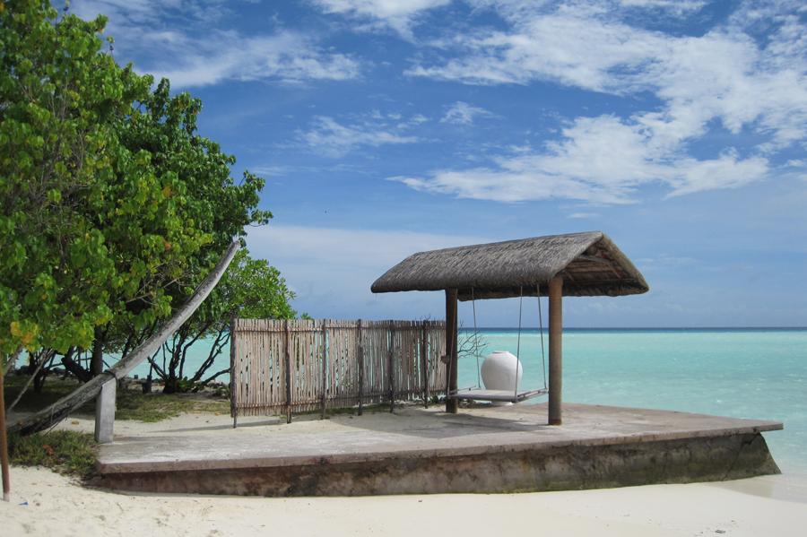 На Мальдивы дешево