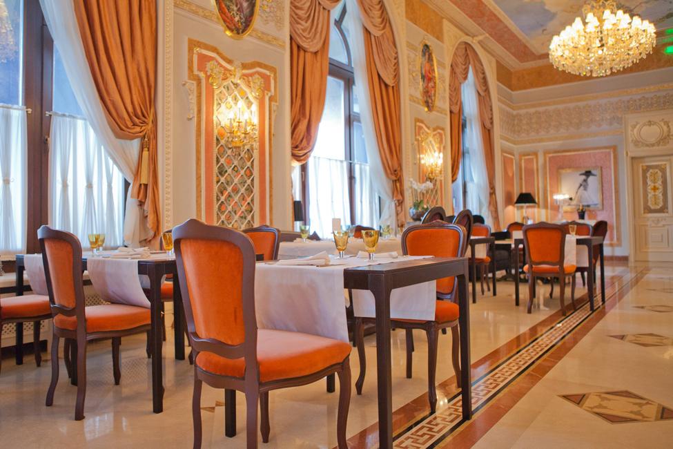 VOGUE Café Киев
