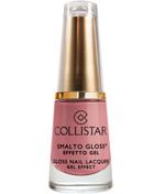 Collistar Gloss Nail Lacquer Gel Effect №514 Rosa Elegante