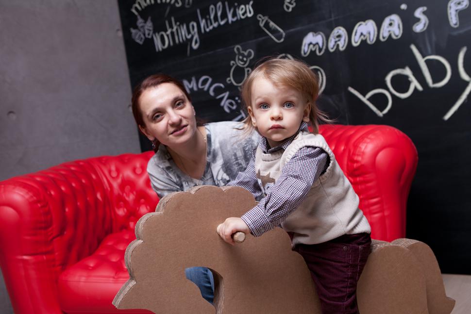 дети, мамы, Киев