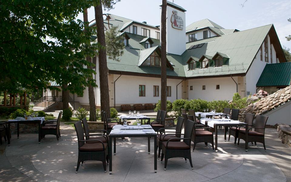 «Козацький стан», загородный комплекс, уик-енд, ресторан, спа, отель