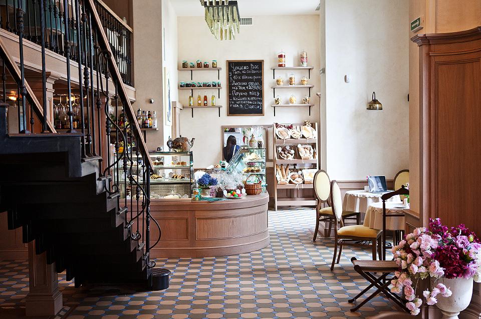 «Гости», «Гості», кафе-пекарня