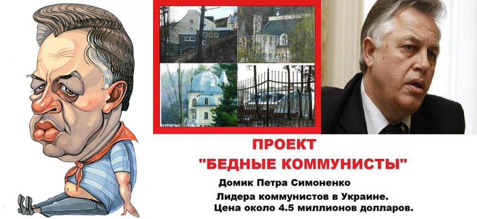 Симоненко ,КПУ