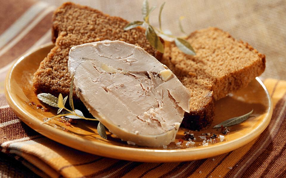 Фуа-гра, foie gras, французская кухня, french cuisine, Париж, Франция