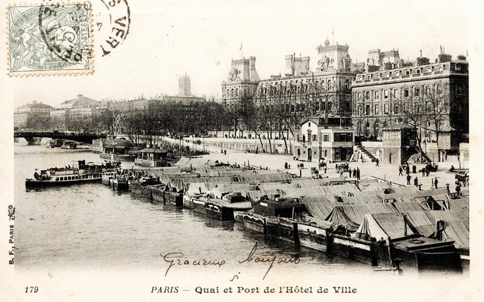 """Париж, 10 """"горячих"""" блюд, французская кухня, cuisine"""