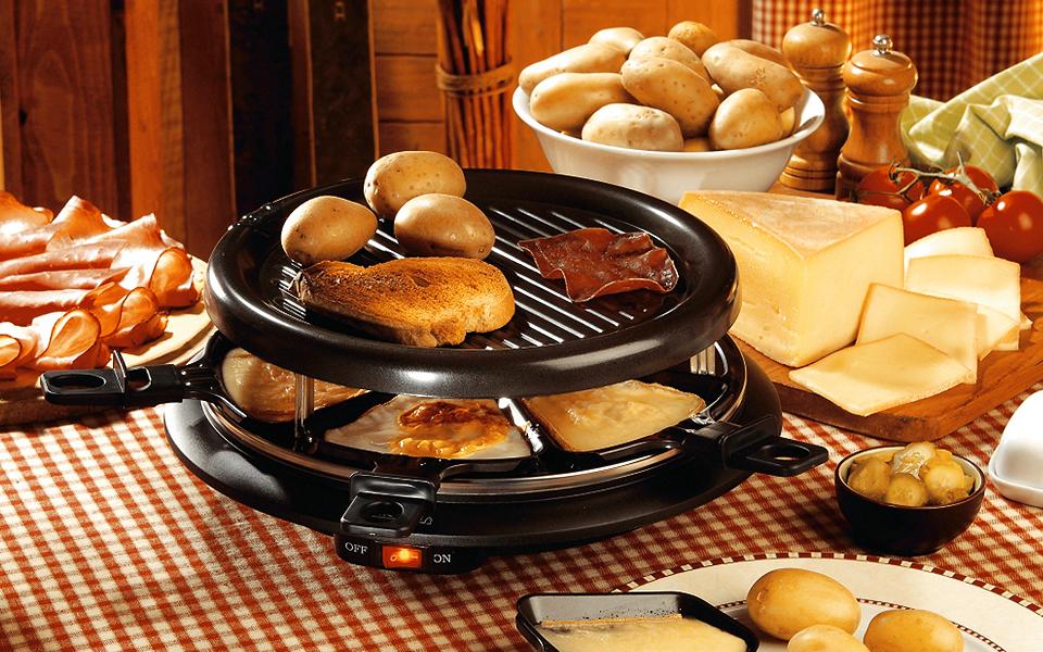 Раклетт, Raclette, французская кухня, french cuisine, Париж, Франция