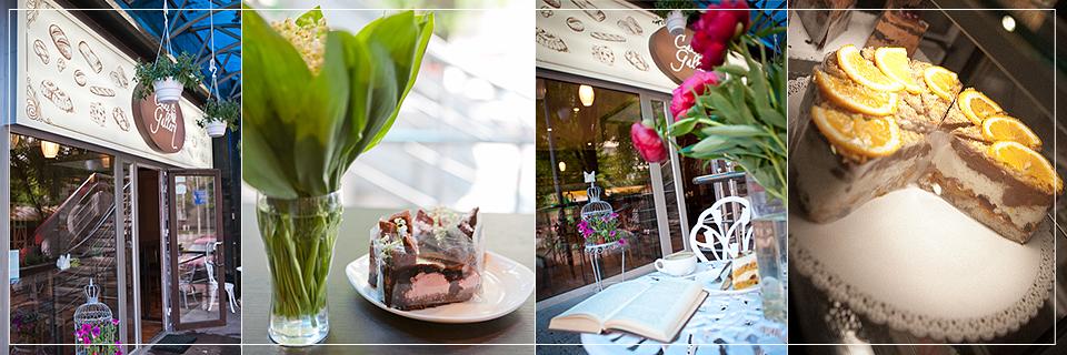 Cake Gallery, кафе-кондитерская, Киев, Печерский, торт, десерт