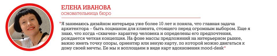 Елена Иванова, ConceptBuro23, дизайн, интерьер, mood-desk, консалтинг, дизайн интерьера