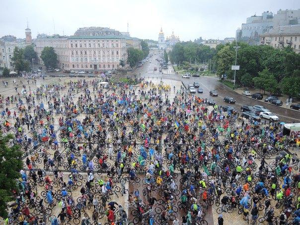 Всеукраинский велодень