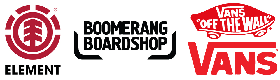Vans, Boomerang Boardshop, Element, Off the Wall,  Boomerang Boardshop, магазин экстремалов