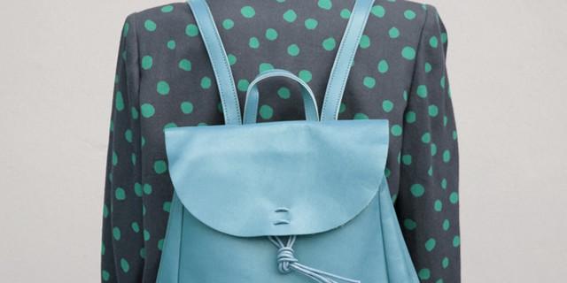 Модная вещь: рюкзак