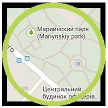 Мариинский парк, Садочок