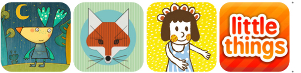 Peekaboo: Find Hidden Fun UFO Mobile apps, приложения, Characters, Peekaboo Forest, Animals escape from Berlin Zoo, Little Things