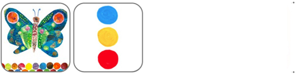 Mobile apps, приложения, Eric Carle's My Very First App, Press Here the App