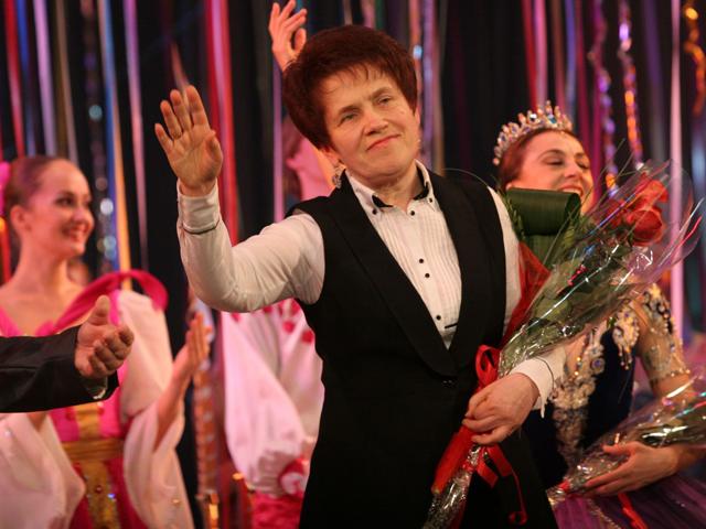 Людмила Янукович, жена Януковича