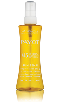 Payot, Payot Sun Sensi Protective Anti-Aging Oil spf 15