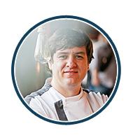 Юрий Приемский, шеф-повар, ресторан, «Одесса»