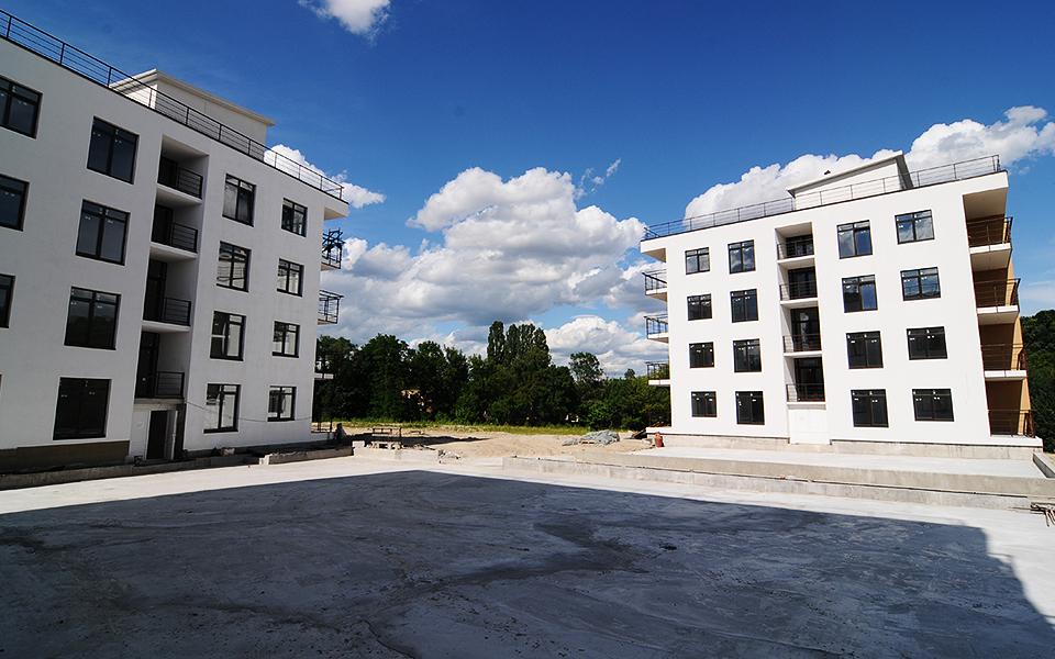 STOLETOF RESIDENCE, Stoletof, апартаменты, жилищный комплекс клубного типа, жилье