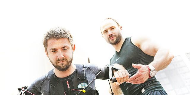 Фитнес будущего: EMS тренировки в студии Q-fit