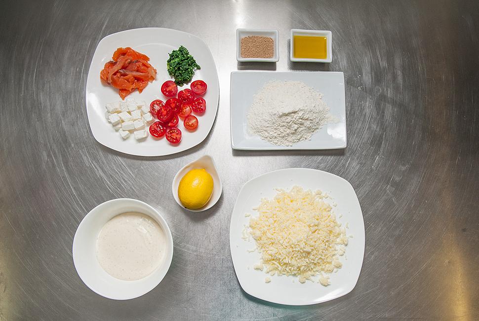 пицца, пицца с лососем и фетой, хит продаж, eda.ua, ингредиенты