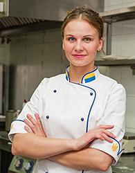 Наталия Дудко, бренд-шеф, сеть пиццерий, «Папа Джон»