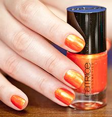 Catrice, #47 Orange Bloom