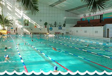 Дворец подводного плавания, бассейн