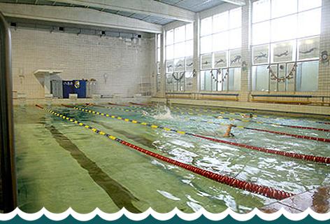 «Спартак», бассейн
