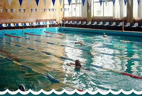 «Наука Спорт», бассейн